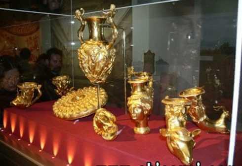 Kho báu Nimrud