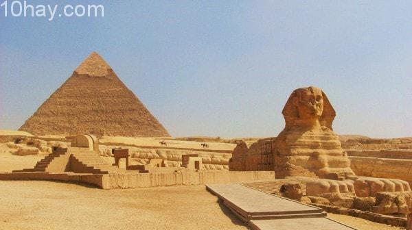 Kim Tự Tháp - Ai Cập