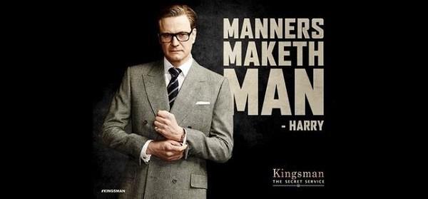 Phim Kingsman nổi tiếng năm 2014