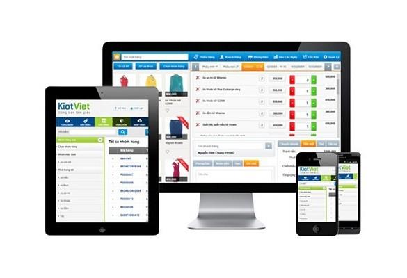 Phần mềm KiotViet, Ki-ốt Việt