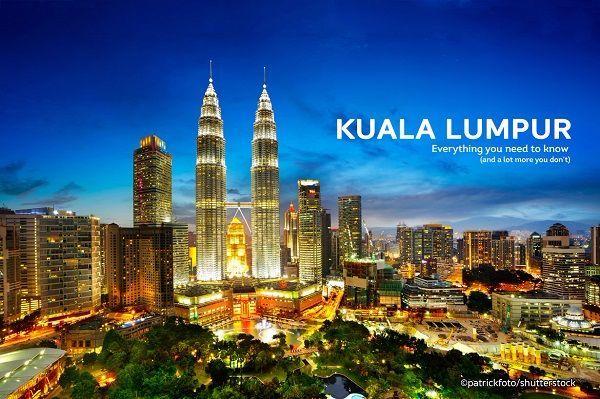 Kuala Lumpur đầy mới mẻ