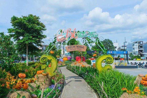 Halloween Aeon Mall Tân Phú