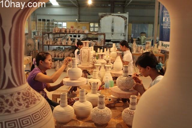 Gốm Chu Đậu - Tự hào thương hiệu Việt Nam