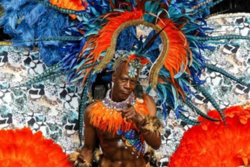 Múa hội đường phố đầy màu sắc vào lễ Lao động ở Mỹ