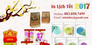 in lịch tết giá rẻ uy tín ở Hà Nội