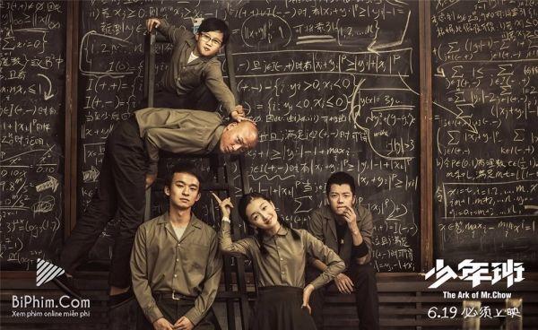 Phim Lớp học của thầy Châu