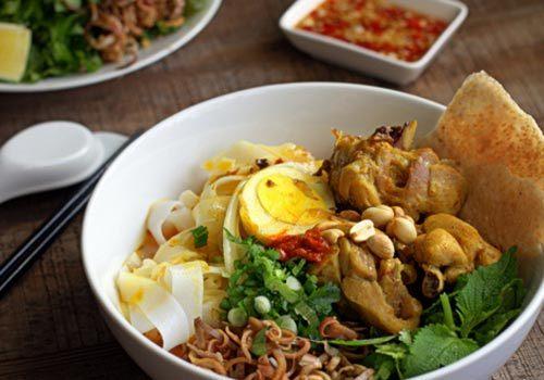 quán mì quảng ngon rẻ ở Sài Gòn