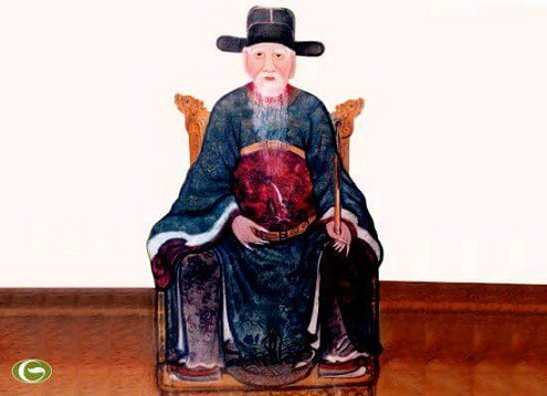 Nhà thơ Nguyễn Trãi