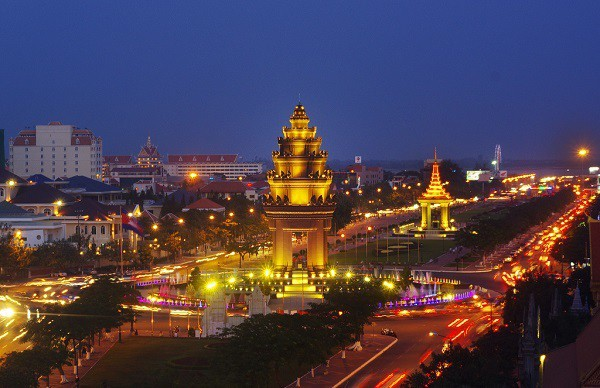 Phnom penh lý thú