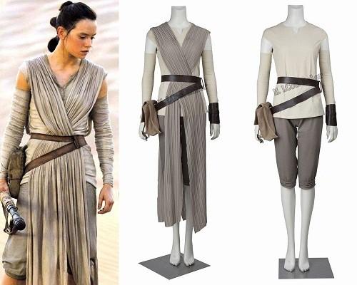 Nhân vật nữ mới nổi: Rey