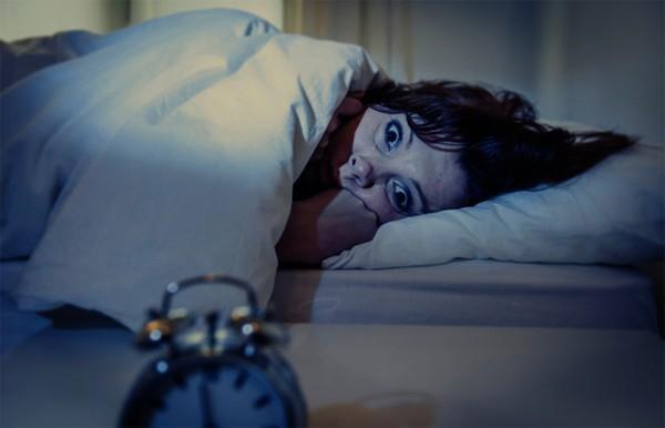 Mất ngủ vì lo sợ