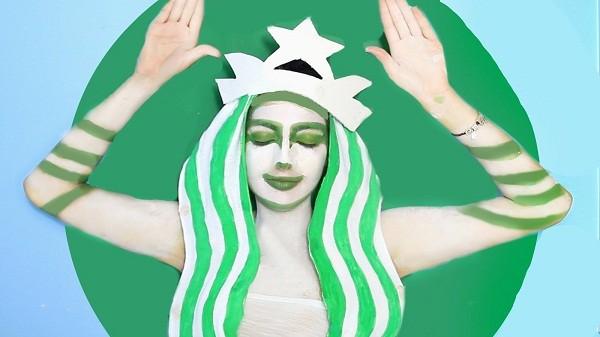 Nàng tiên cá đáng yêu - biểu tượng của Starbucks