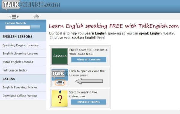 talk-english