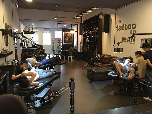 Tats studio