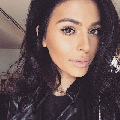 Beauty blogger: Teni Panosian