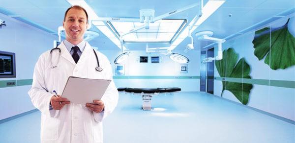 công ty thiết bị y tế
