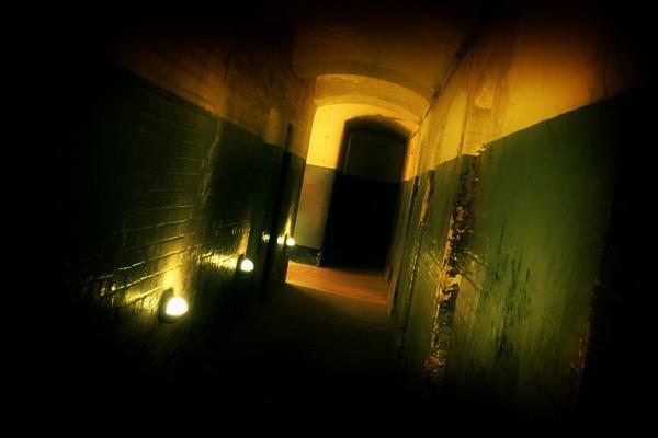 Tiếng động ngoài hành lang