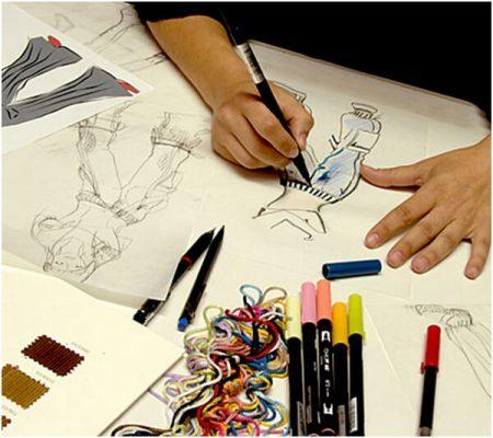 trường dạy thiết kế thời trang nổi tiếng tại TPHCM
