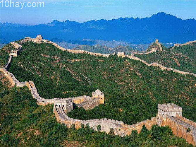 Vạn Lý Trường Thành của Trung Quốc