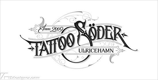 Logo vẽ tay
