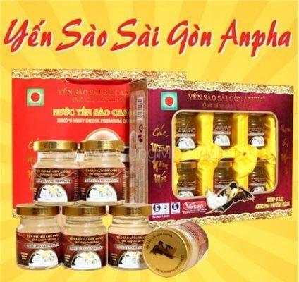 Yến sào Sài Gòn Alpha