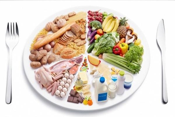 Ăn uống cân bằng và đa dạng