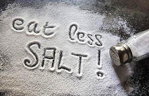 Ăn ít muối