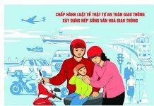 hướng dẫn an toàn giao thông