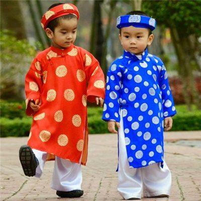 shop bán áo dài trẻ em tại TPHCM