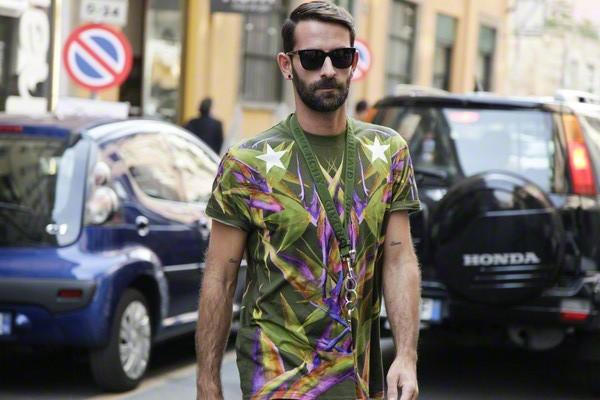 Áo thun T- shirt nam đơn giản dạo phố