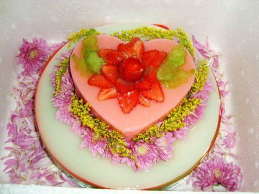 bán bánh sinh nhật rau