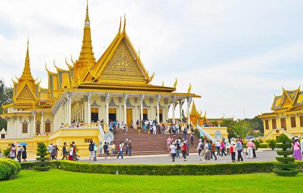 Hành trình Campuchia dịp tết nguyên đán 2017