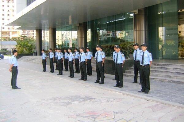 dịch vụ bảo vệ chuyên nghiệp tại TPHCM
