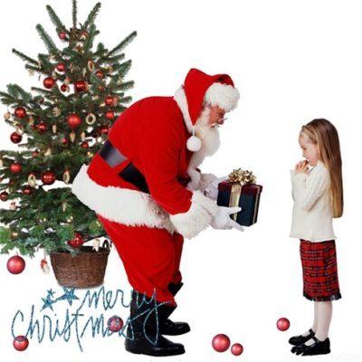 Dịch vụ ông già Noel tặng quà tại TPHCM
