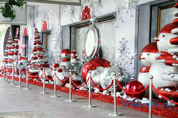 Dịch vụ trang trí Noel chuyên nghiệp tại TPHCM