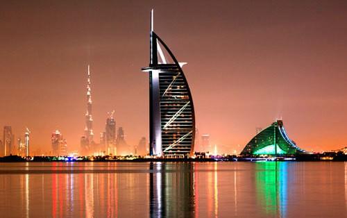 Du lịch Dubai dịp tết nguyên đán
