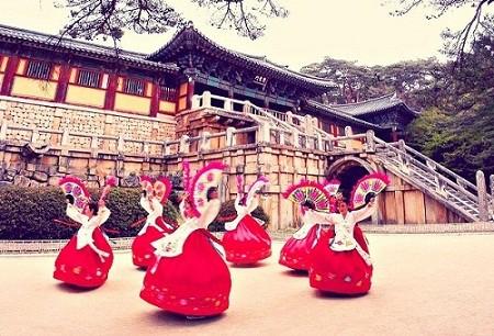Tour tết nguyên đán 2017 tại Hàn Quốc