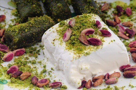 Kem Dondurma - Thổ Nhĩ Kỳ