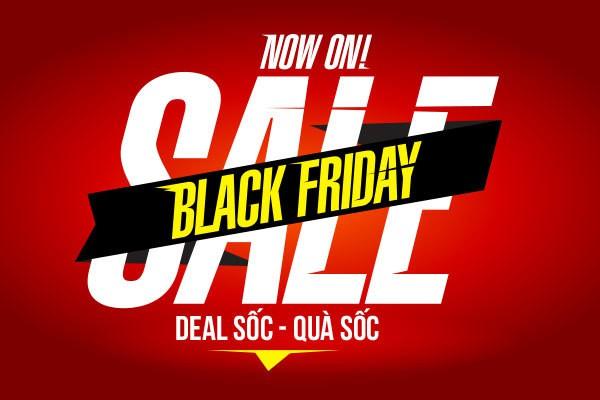 Chương trình giảm giá ngày Black Friday năm 2016
