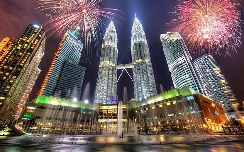 Tour tết nguyên đán tại Malaysia