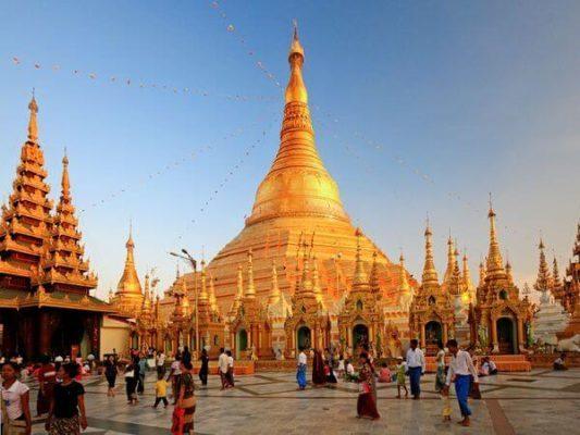 Tour tết nguyên đán 2017 tại Myanmar
