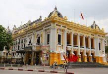 nhà hát nổi tiếng tại Hà Nội