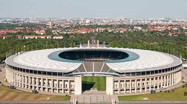 Sân vận động Olympic Berlin