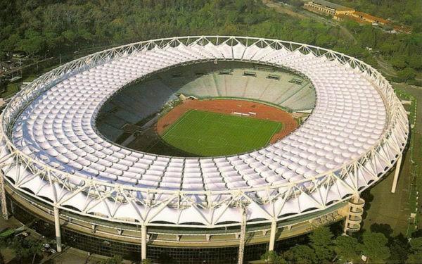 sân vận động lớn nhất Châu Âu