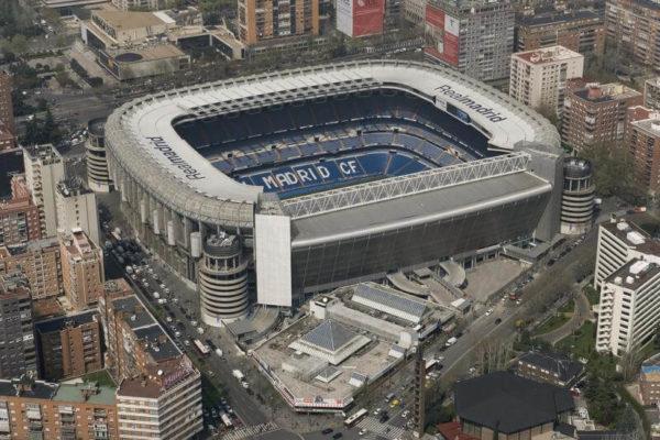Sân vận động Santiago Bernabéu