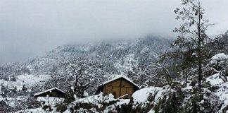 điểm du lịch vào mùa đông