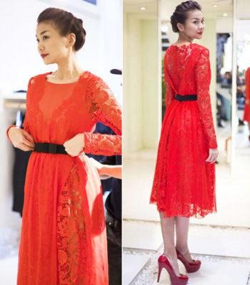 biểu tượng thời trang showbiz Việt