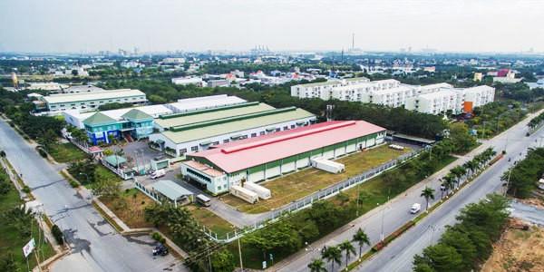 khu công nghiệp lớn ở TPHCM