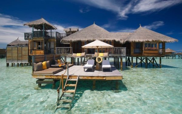 Đảo Lankanfushi ( Maldives )