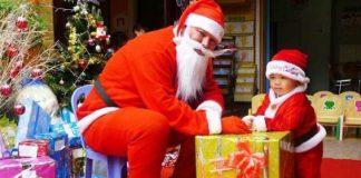 công việc thời vụ kiếm tiền mùa Noel